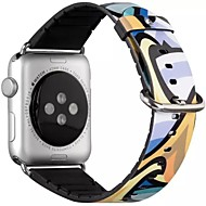 Hoco R Sport Band Fashion Abstract Watchband  for Apple Watch 38mm、42mm