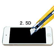 película protetora prémio tela de vidro temperado para o iPod touch 6