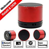 besteye® s10 bluetooth speaker aluminium draadloze draagbare luidsprekers hifi muziekspeler audio mini speaker draadloze