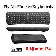 Rii i24 83keys Remote Control 2.4GHz Wireless Keyboard Mouse