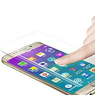 ultra cienka 0,1 mm przeciwwybuchowe miękki TPU ochraniacz na ekran flim s6 krawędzi Samsung Galaxy oraz