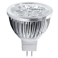 5W GU5.3(MR16) LED-spotlampen MR16 5 Krachtige LED 550 lm Warm wit / Koel wit Decoratief DC 12 V 1 stuks