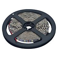 YouOKLight® 10 M 600 3528 SMD Branco Quente / Branco Cortável / Conetável / Adequado Para Veículos / Auto-Adesivo 50 W Cordões de Luzes