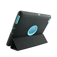 auto uni / herätä raskaiden vedenpitävä pöly / iskunkestävä jalustalla roikkua kansi iPadille 2/3/4 (valikoituja väri)
