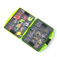 τεμ Κουτί Εργαλείων Kit Pescuit Πράσινο ζ/Ουγκιά mm ίντσα Θαλάσσιο Ψάρεμα Ψάρεμα με Μύγα