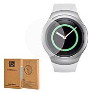 koppeling droom premium glas film echt gehard glas screen protector voor slimme horloge samsung gear s2 / s2 classic