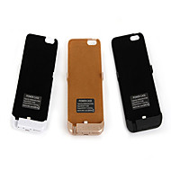 10000mah ekstern bærbar backup batteri sak for iphone6s (assorterte farger)