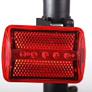 Luz Trasera para Bicicleta LED - Ciclismo Fácil de Transportar / Advertencia AAA 100LM Lumens Batería Ciclismo / motocycle