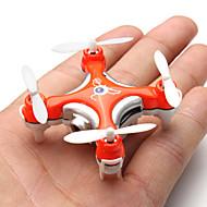 nano lomme drone med kamera cheerson CX-10c cx10c mini 2,4 g 4CH 6 akse rc quadrokopter rtf mode2