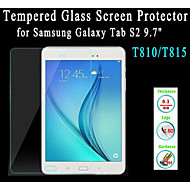 Tempered Glass Flim Screen Protector for Samsung Galaxy Tab S2 9.7 T810 T815 Tablet