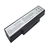4400mAh Batteri til Asus 70-NX01B1000Z 70-NXH1B1000Z 70-NZY1B1000Z (10,8 V, Black)
