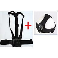 Brustgurt Chesty  / Brust Gurt Helmhalterung / Kopfbänder Halterung Zum Gopro 5 Gopro 4 Gopro 3 Gopro 2 Gopro 3+Sonstiges Skating