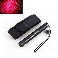 2in1 303 5mW 650nm rote wasserdichte High-Power Laser-Pointer einstellbare Holster