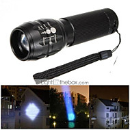 LT  3 Mode 500 Lumens LED Flashlights  Cree Q5