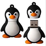 Wholesale  Cute Adelie Penguin Model USB 2.0 Memory Flash Stick Pen Drive 8GB