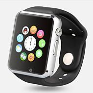 Relógio Bluetooth inteligente esporte w8 relógio de pulso pedômetro smartwatch cartão SIM para IOS e smartphone Android