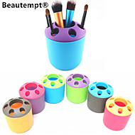 Multi-color Makeup Brush Pot Display Stand (Random Color)