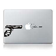 "Pistole Design Dekorhaut Sticker für MacBook 13 ""Luft / Pro-"