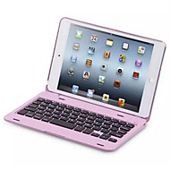 bluetooth tastatur med sak for iPad Mini 4 (assorterte farger)