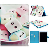 Novelty Cartoon PU Leather Folio Case Shockproof Case for iPad 4/3/2