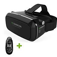 "vr box shinecon virtuelle virkelighed 3d glasses, bt kontrol for 3,5 ""-6"" telefon"