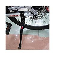 VTT Vélo réglable en alliage d'aluminium Trépied Parking Bracket