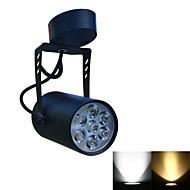 1 pieza jiawen 7 W 7 LED de Alta Potencia 560-600LM LM Blanco Cálido / Blanco Fresco Decorativa Luces LED de Rail AC 85-265 V
