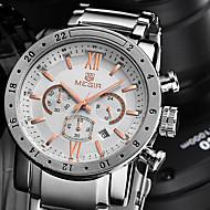 MEGIR™ Brand Luxury Watches Men 2015 Quartz Watches Outdoor Sport Wristwatch