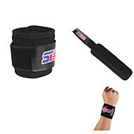 Classic Sports Gym Elastic Stretch von Handgelenk Brace Unterstützung Wrap Band - Free Size