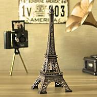 creatieve 18cm hoogte mini steentjes ijzermetaal Parijs Eiffeltoren