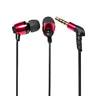 abingo s600i høy ytelse i øret hodetelefoner for smarttelefonen