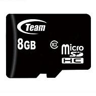 8GB Clase 10 miniSDMax Read Speed10 (MB/S)Max Write Speed10 (MB/S)