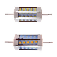 R7S 5W 500LM 45-SMD 3014 LED Light Horizon Plug White (6000-6500K) Lighting Decoration(Assorted-color)