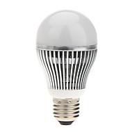 1 шт. BRP E26/E27 7W / 15W / 20W 14 SMD 5730 600 LM Тёплый белый / Холодный белый G60 Сенсорная Умная LED лампа AC 100-240 V