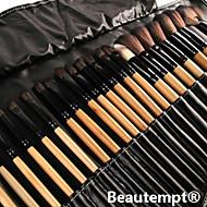 Conjunto com 32 Pinceis de Maquiagem Profissional