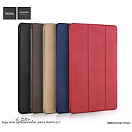 HOCO R Newest Thin Lie Fallow PU Tablet Protect Shell With Stand Holder for ipad pro 12.9