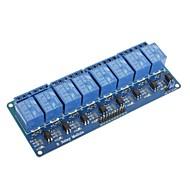 5V 8 kanałowy moduł przekaźnikowy planszowa dla Arduino pic ramienia AVR dsp