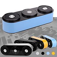 6w bærbar trådløs bluetooth høyttaler høyttaler for tv gaming datamaskin pc desktop stereohøyttalere 2,1 hom