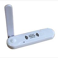 Fei Yue ge-lw05-ao usb 150 / mbps trådløs n adapter med antenne hvit