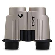 BOSMA® 10x 25 mm Binóculos BAK7Impermeável / Fogproof / Genérico / Case de Transporte / Roof Prism / Alta Definição / Ângulo Largo /