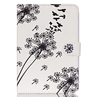 pitypang Folio bőr állni tok állvánnyal iPad mini 3/2/1