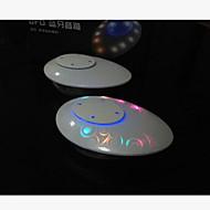 Forma Co-crea VM-UFO Flying Saucer UFO Mini Speaker Bluetooth con illuminazione a LED lampeggiante