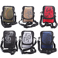 Kam Polyester Pearl Material Backpack and Sport Bag for samsung Galaxy On7/Note 5/Note 4/Note 3/Note 5 Edge/On5/Note 2