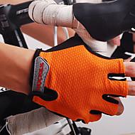 NUCKILY® Activiteit/Sport Handschoenen Dames / Heren Fietshandschoenen Voorjaar / Zomer / Herfst WielrenhandschoenenSchokbestendig /