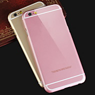 BIG D Metal Back Case for iPhone 6 (Assorted Color)