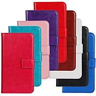 Para Funda Nokia Cartera / Soporte de Coche / con Soporte Funda Cuerpo Entero Funda Un Color Dura Cuero Sintético NokiaNokia Lumia 930 /