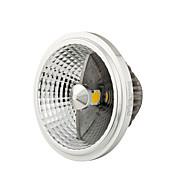 13W GU10 LED-spotlampen MR16 2 COB 1200 lm Natuurlijk wit Decoratief AC 100-240 V 1 stuks