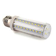 9W E26/E27 LED 콘 조명 T 58 SMD 2835 100 lm 따뜻한 화이트 / 내추럴 화이트 장식 AC 85-265 V 1개