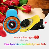 rk09 9 i en multifunktionell specialiserade skönhet selfie hjälpare med blixtljus lins