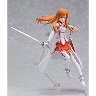 zwaard art online Asuna yuuki 12cm pop pop model anime action figure